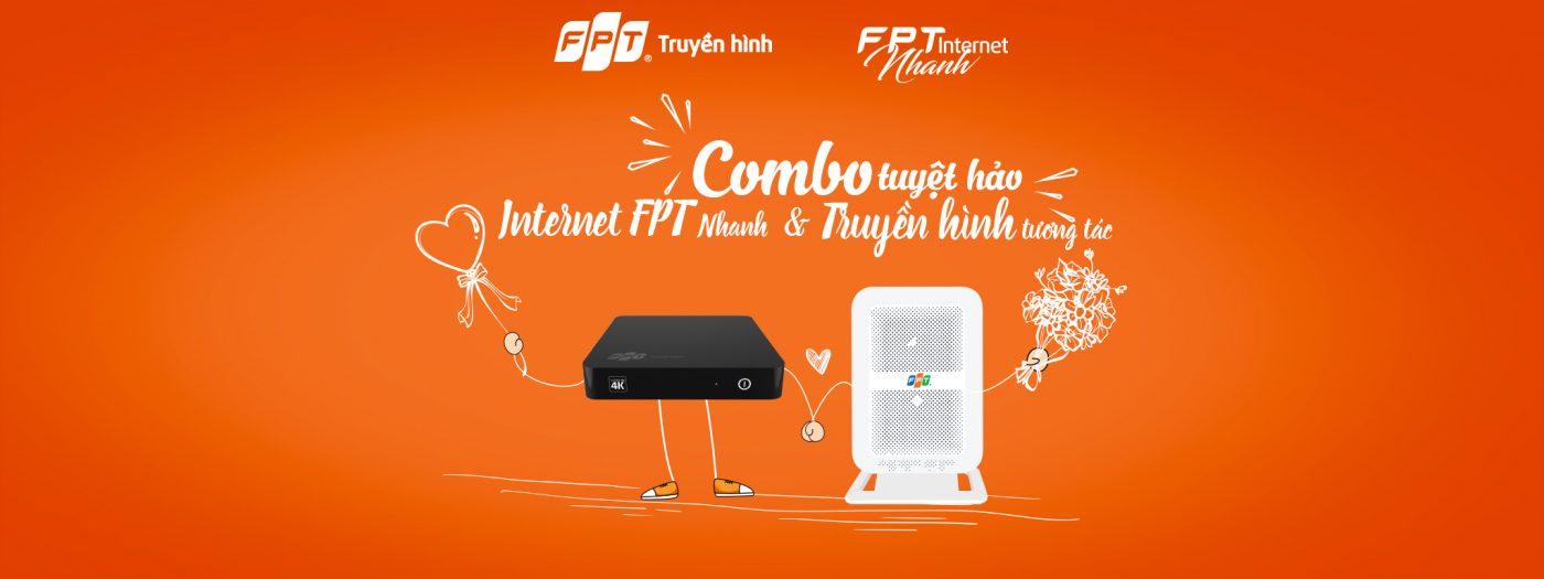 Combo Internet Truyền Hình FPT