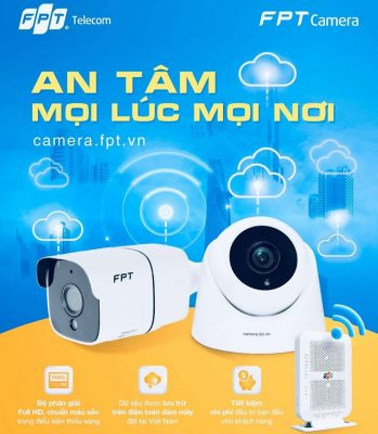 camera lưu trữ đám mây