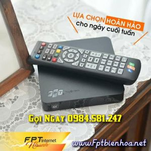 TV Box FPT 4K